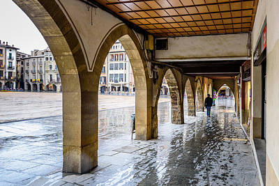 Photograph - The Rain In Spain by Randy Scherkenbach