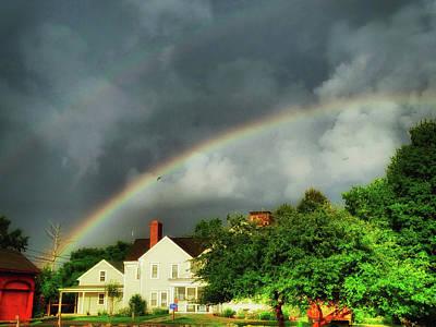 Photograph - The Rainbow by Lilia D