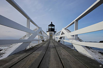 Photograph - The Ramp To The Light 2 by John Meader