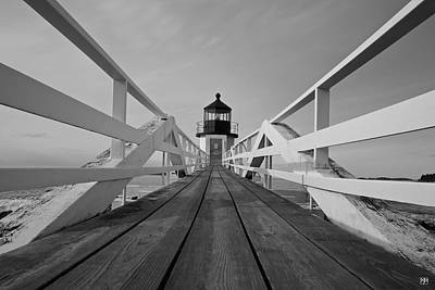 Photograph - The Ramp To The Light by John Meader