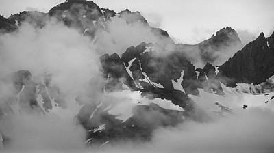 Photograph - The Rampart by David Halperin