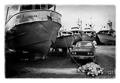 Photograph - The Real Alaska - Dry Dock 1 by Pete Hellmann
