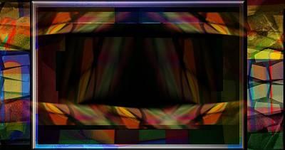 Digital Art - The Rebel Mosaic by Art Di