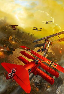 The Red Baron-v2 Original