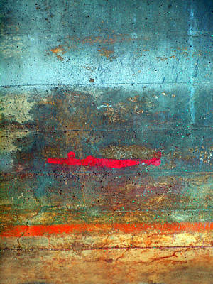 Photograph - The Red Line by Tara Turner