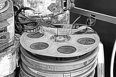 Photograph - The Reel Thing  by Angie Rayfield