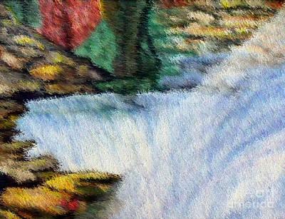 The Refreshing Se3 Art Print by Brenda L Spencer