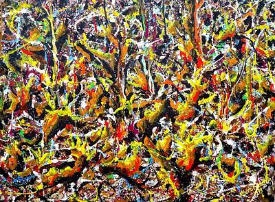 The Regenerative Powers Of Nature Original by Mbonu Emerem