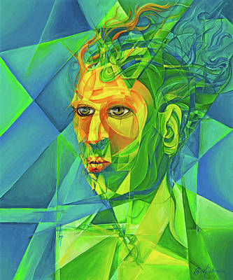 Digital Art - The Reinvention by Brian Kirchner
