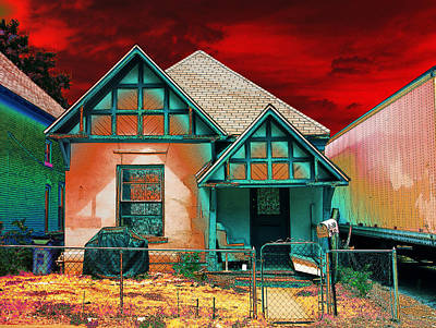 Photograph - The Renters Habitat by David Pantuso