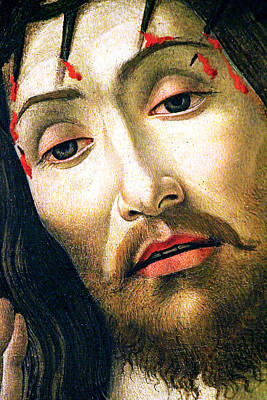 Painting - The Resurrected Christ by Munir Alawi