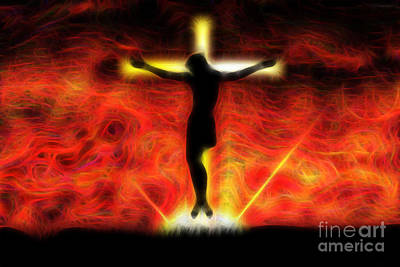 Photograph - The Resurrection  by Doc Braham