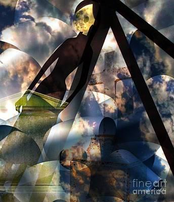 The Resurrection Matters Art Print by Fania Simon