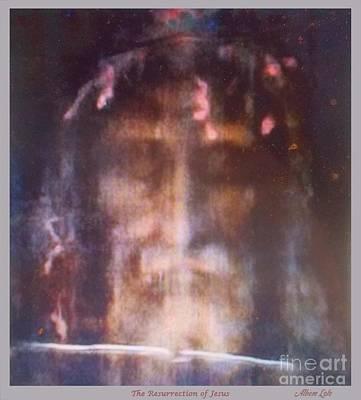 The Resurrection Of Jesus Art Print