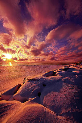 Unity Photograph - The Return by Phil Koch