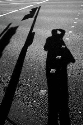 Photograph - The Return Run by Jez C Self