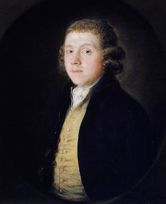 Painting - The Reverend Samuel Kilderbee by Thomas Gainsborough
