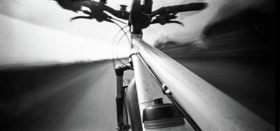 Photograph - The Ride Home by Will Gudgeon