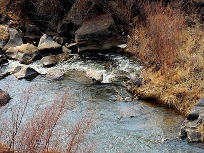Photograph - The Rio Pueblo by Jeannie Bushman