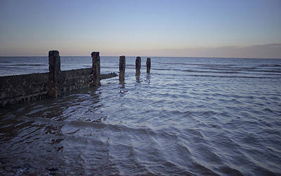 Essex Wall Art - Photograph - The Ripple Effect by Martin Newman