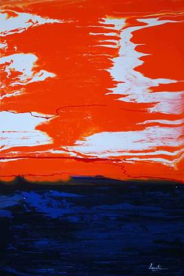 Painting - The Rise by Sonali Kukreja