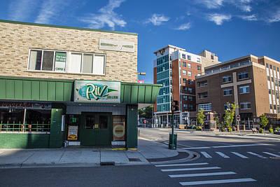 Photograph - The Riv East Lansing Bar by John McGraw