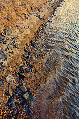 Photograph - The River Bank - Photography by Ann Powell
