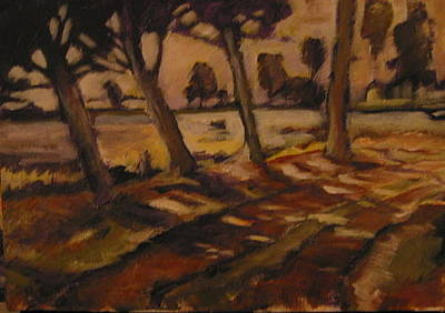 Painting - The River Moy by Kevin McKrell