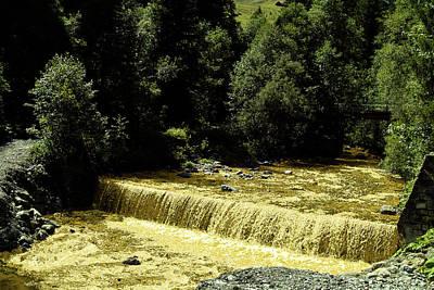 The River Art Print by Pit Hermann