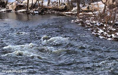 Photograph - The River Wild  by Tami Quigley