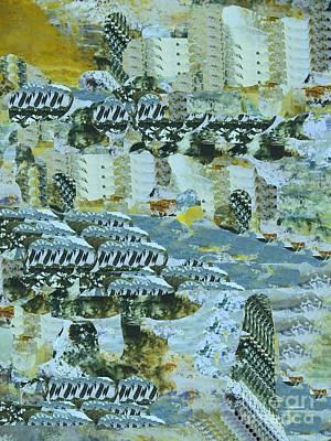 Digital Art - The Riviera by Nancy Kane Chapman