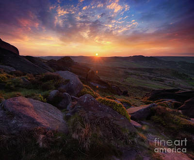 Photograph - The Roaches 8.0 by Yhun Suarez