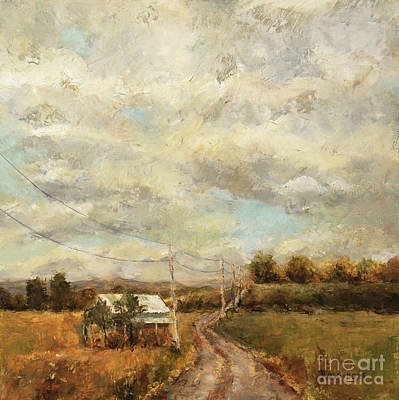 The Road Home Original by Cindy Roesinger