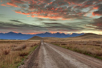 Photograph - The Road Home by Jack Bell