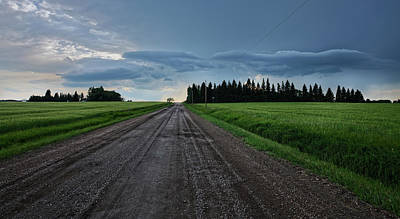 Photograph - The Road To Bad Weather by Dan Jurak