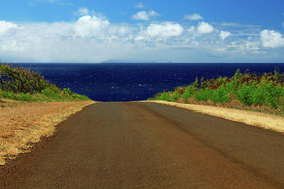 Photograph - The Road To Maui by James Eddy