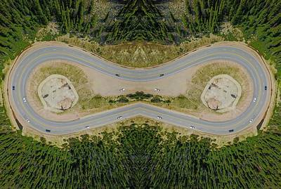 Photograph - The Road To Nowhere by Rand