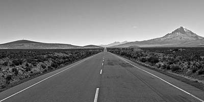 Photograph - The Road To Tomorapi by Ron Dubin