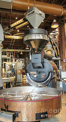 Photograph - The Roastery by Suzanne Luft
