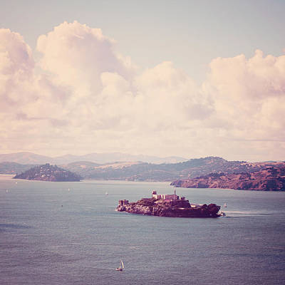 Photograph - The Rock - Alcatraz San Francisco Photograph by Melanie Alexandra Price