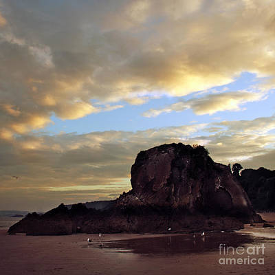 Tenby Photograph - The Rock by Angel  Tarantella