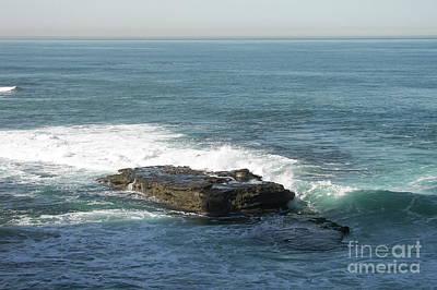 Photograph - The Rock by Carol  Bradley