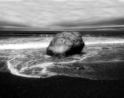 Photograph - The Rock by Eric Wiles