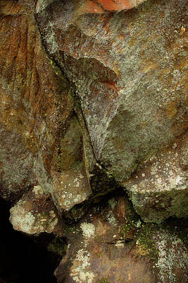 Photograph - The Rock by Mike Eingle