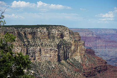 Photograph - The Rock Grand Canyon by Roberta Byram