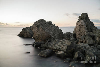 Photograph - The Rocks by Giovanni Malfitano