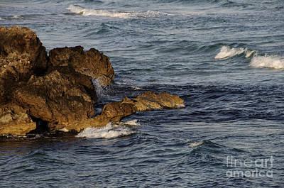 Photograph - The Rocks by Leonardo Fanini