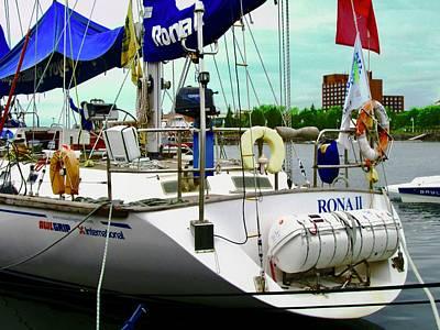 Photograph - The Rona II by Stephanie Moore