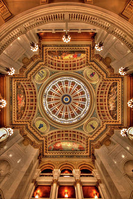 Photograph - The Rotunda by Lori Deiter