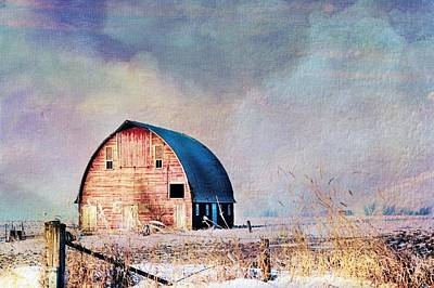 Photograph - The Royal Barn by Bonfire Photography